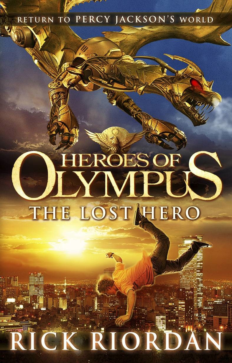 the lost hero book review